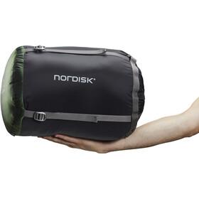 Nordisk Gormsson -20° Mummy Saco de Dormir L, negro/verde
